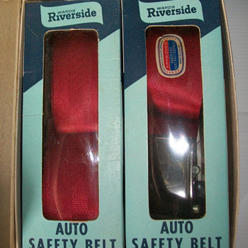 seat belts for christmas! - Classic Cars