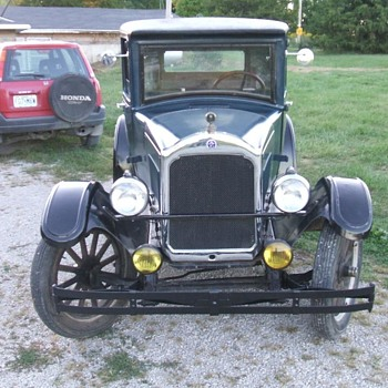 Quickie Post For NiceFice...1926 Star4 by Durant Motor Co.