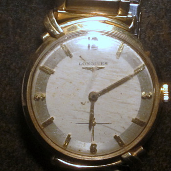 Vintage Longines Watch - Wristwatches