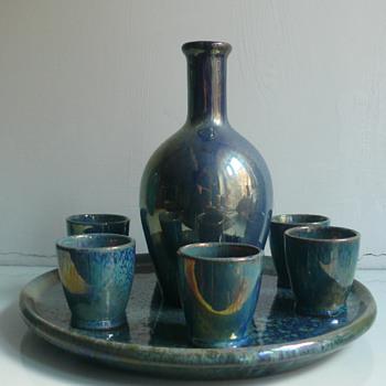 Alphonse Cytere --- Rambervillers --- liquor set