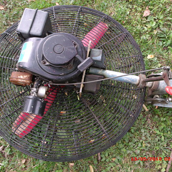 Susquehanna Air Motors SAMI 4 Outboard Fan Motor  - Fishing