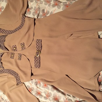 DIOR  - odd tunic ... Genuine? What do the letters stand for ?! - Womens Clothing