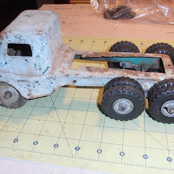Structo COE Toy Semi-Truck OVERHAUL Follow-up