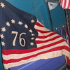 Bennington 13 star american flag.