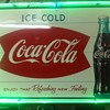 Coca Cola Neon Sign