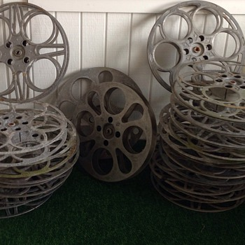 Goldberg Brother Movie Reels - Movies