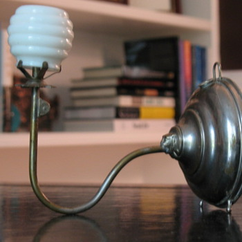 Petite Kerosene? Table or Wall Lamp - Lamps