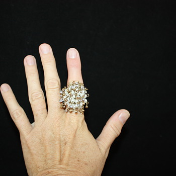 My beautiful Costume Jewlery ring! - Costume Jewelry