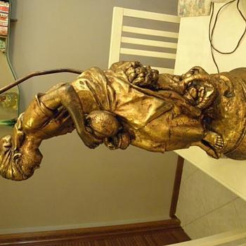 50+ year old Capri Original #6437 or 6439 - Lamps