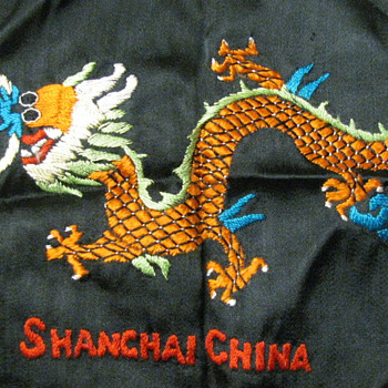 Chinese Emboidery - Asian