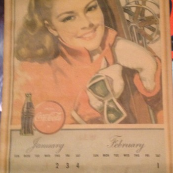 1947 Calendar