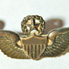 Eagle from my dads hat, and DOR from 1963 Thailand