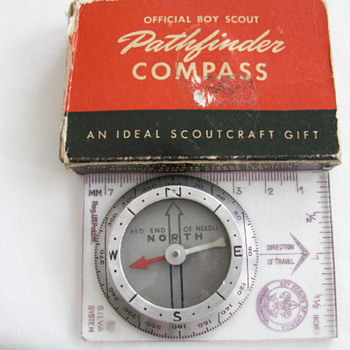 Boy Scout Pathfinder Compass - Sporting Goods