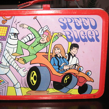 1973 Speed Buggy Lunchbox