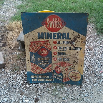 Swifts mineral
