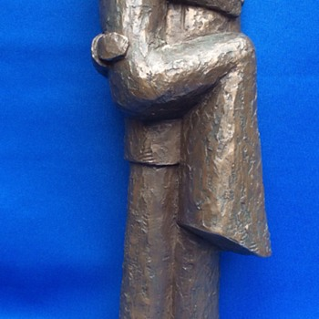 Bronze sculpture  - Visual Art