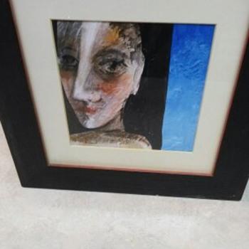 ATTRIBUTED BELLA PIERONI ARTWORK - Visual Art