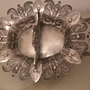 A superb antique silver filligree