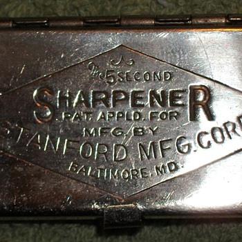Five Second Sharpener