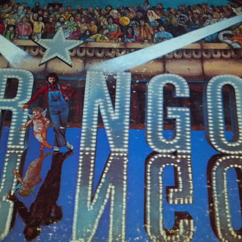 Ringo vinyl record