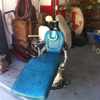Ritter Dental Chair