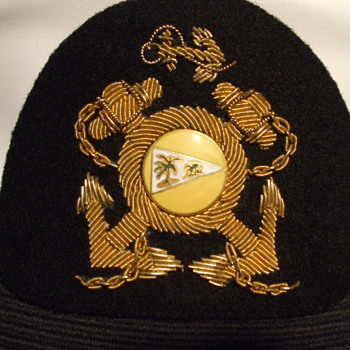 U.S. NAVAL or COAST GUARD Insignia- Which and From Where