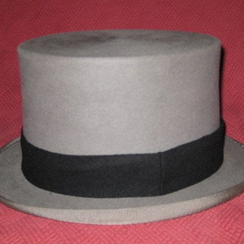 1930 Knox Hat Co. Top Hat