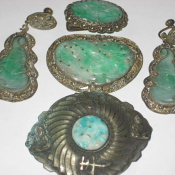 Jade and Silver - Fine Jewelry