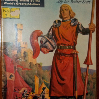 classic illustrated comics - Comic Books