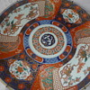 JAPANESE IMARI PLATE