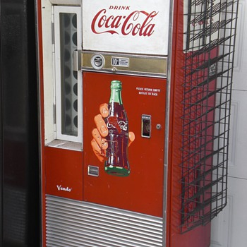 My Coke Machine  - Coca-Cola
