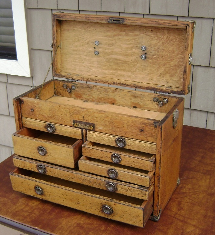 Union Tool Chest Works Style B Collectors Weekly