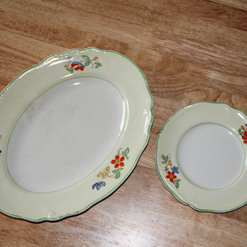 Inherited from Grandmother - China and Dinnerware
