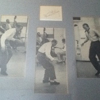 Fred Astaire Signature 