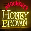Honey Brown Neon