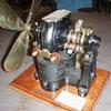 Crocker Wheeler Bipolar Motor w/fan blade