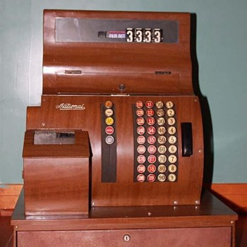 1920 National Cash Register 
