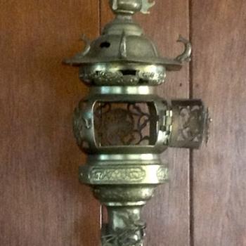 Opium lamp