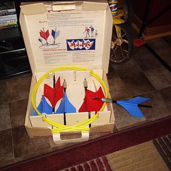Original 1960's Jarts - Games