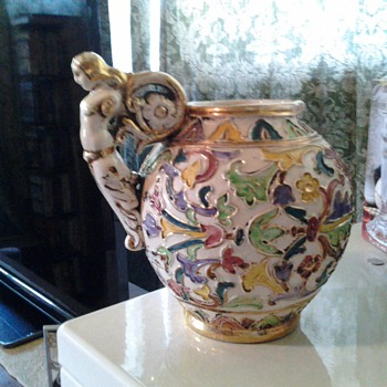 Italian Majolica?  - Pottery