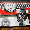 RARE Vintage Men's Tag Huer Autavia GMT Orig Box/Papers