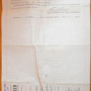 Property Deed