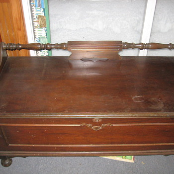 Klein Brothers Cedar Chest - Furniture