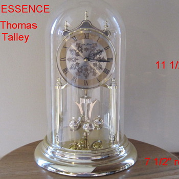Seth Thomas Anniversary Clock #128 &quot;Essence&quot; - Clocks