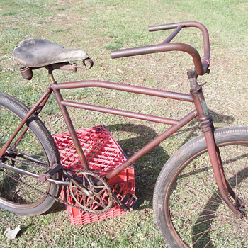 1930s Elgin bicycle