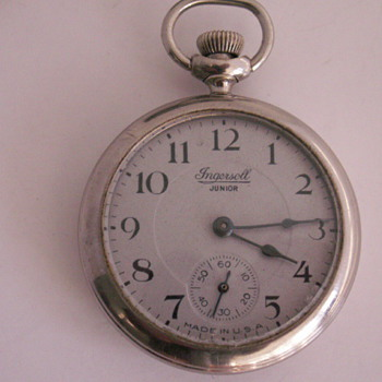 Ingersoll Junior - Pocket Watches