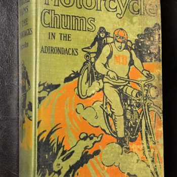 Motorcycle Chums of the Adirondacks - Books