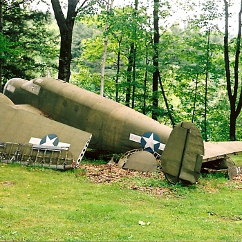 1943 AAF Beech AT-11 - Military and Wartime
