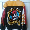 "Leather Mickey Mouse ""Wild One"" Jacket"