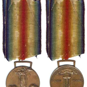 WWI Medal